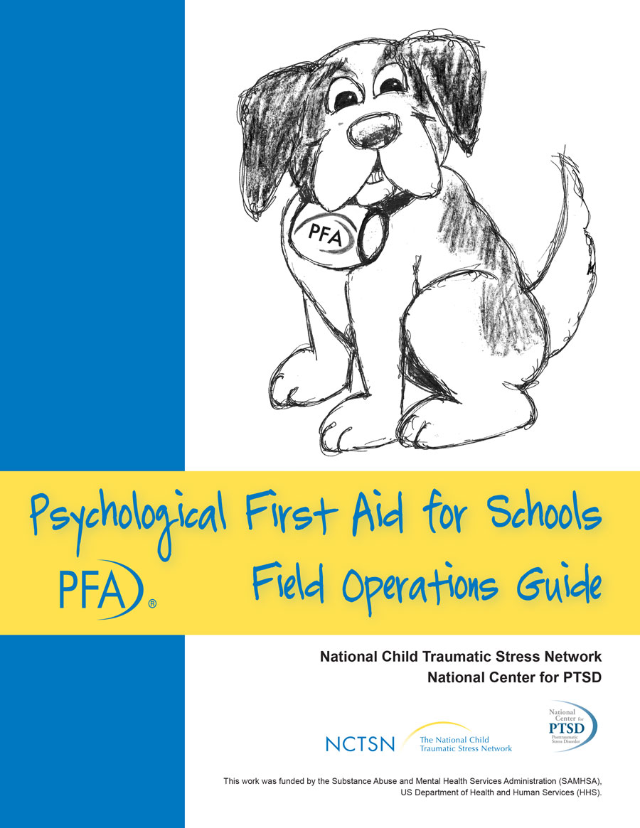 Primeros Auxilios Psicológicos: Guía de Operaciones Prácticas