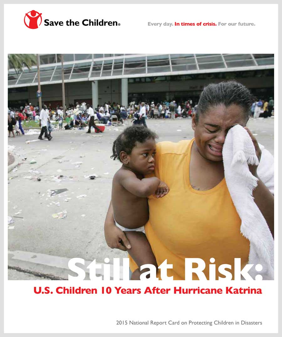 Still at Risk: U.S. Children 10 Years After Hurricane Katrina