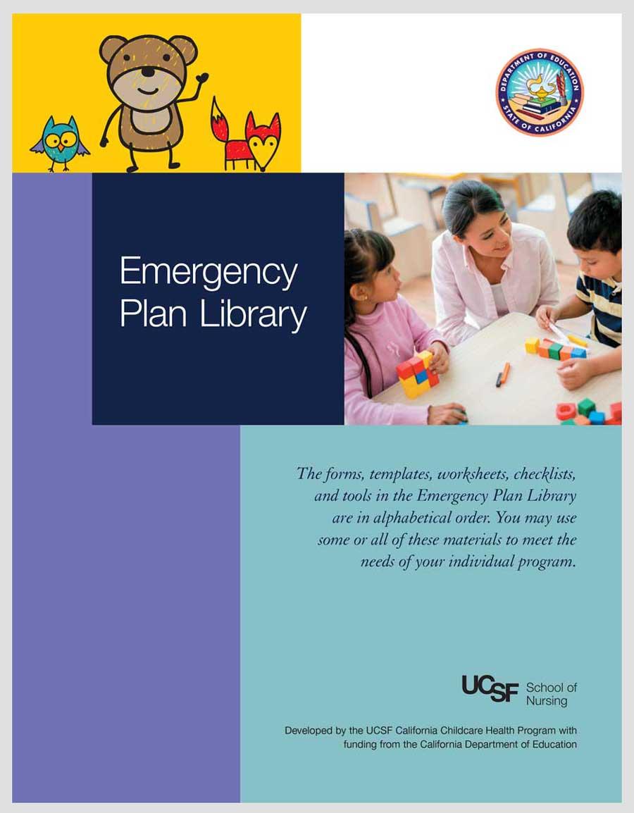 UCSF School of Nursing Emergency Plan Library