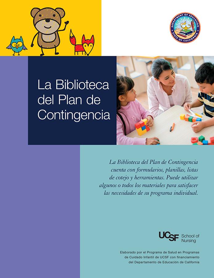 Escuela de Enfermería UCSF: Biblioteca del Plan de Contingencia