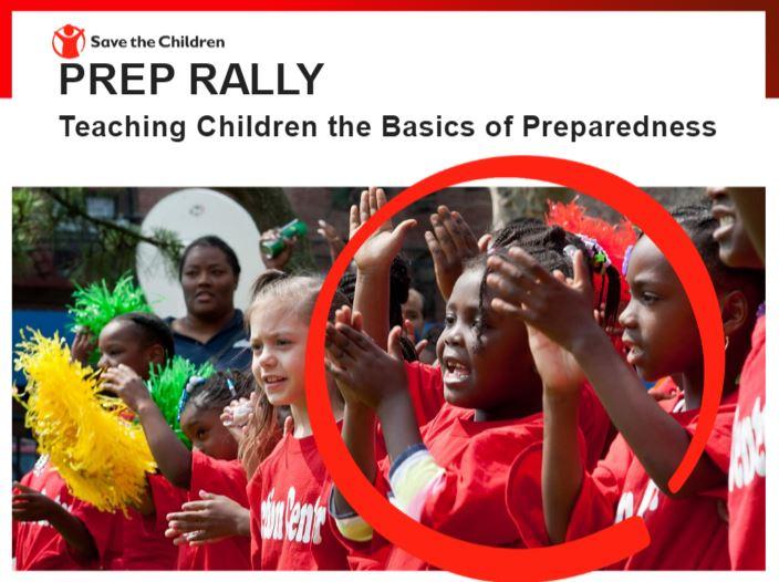 Prep Rally: Teaching Children the Basics of Preparedness