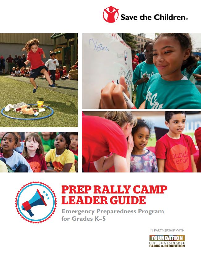 Prep Rally: Leader Guide and Curriculum