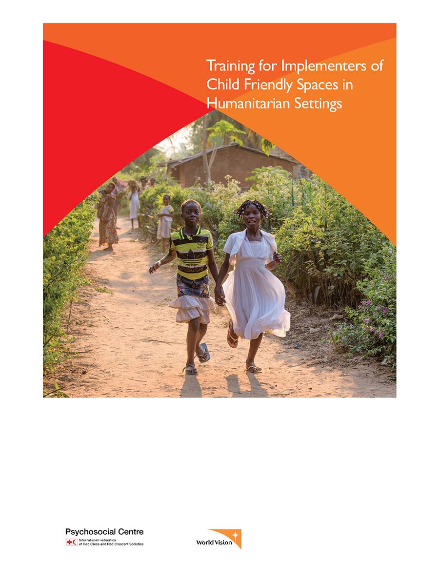 Kit de Herramientas para Espacios Amigables para Niños en Contextos Humanitarios